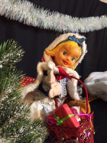 Disney Three Little Pigs Big Bad Wolf Christmas ornament set |Big Bad Wolf Christmas